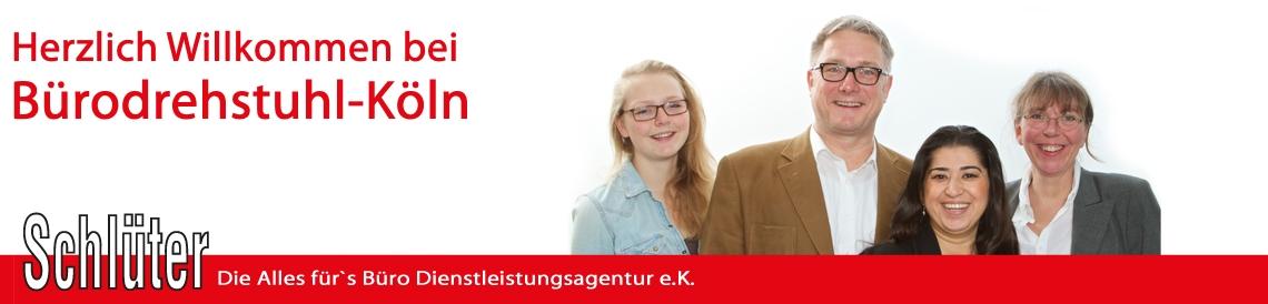 Bürodrehstuhl-Köln - zu unseren Bürostühlen